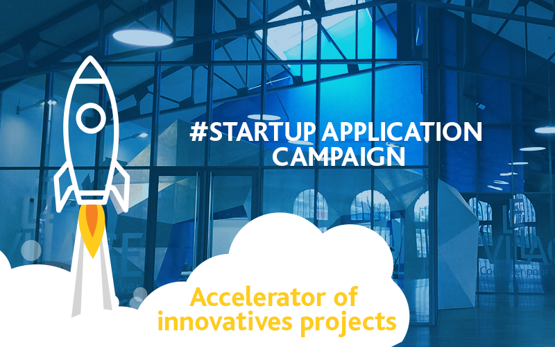 3rd call for applications from start-ups
