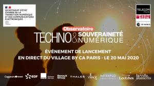 """Observatoire """"Techno & Souveraineté Numérique"""" : retour sur l'intervention de Claude Berrou."""