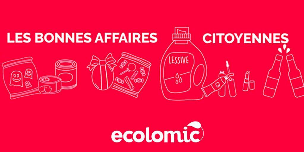 La start-up ECOLOMIC lance sa plateforme anti-gaspi