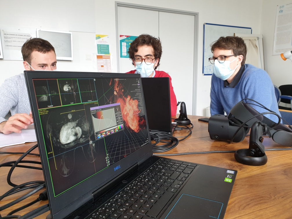 Retour sur un an d'activités au pôle innovation du CHU de Brest