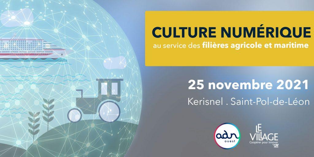Culture numérique – 25 novembre 2021